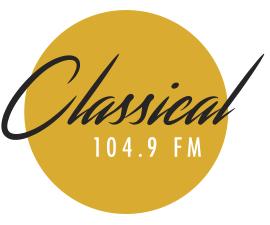 Classical 104.9 Logo