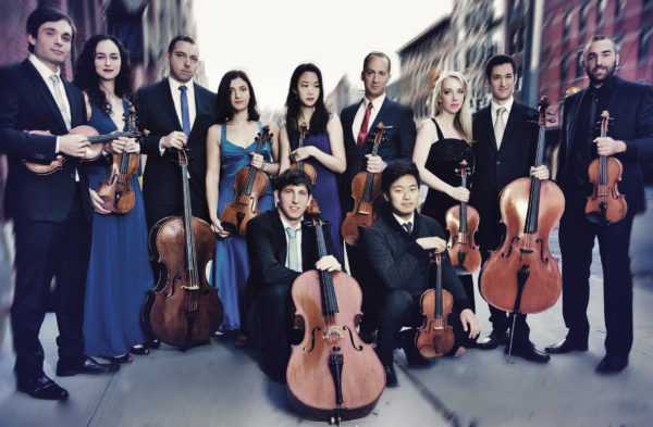 Manhattan Chamber Players Ensemble-in-Residence Photo Credit: Sophie Zhai